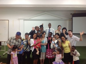 church family!4